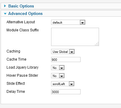 Joomla Banner Slideshow Module - | WalksWithMe