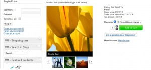 Joomla Virtuemart Product Image Zoom Plugin