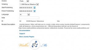 HTML tags inside  module or plugin description in joomla