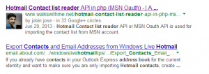 Google Authorship markup or How to get your picture in search result