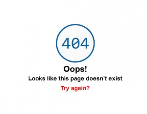 custom 404 and 500 error page using htaccess