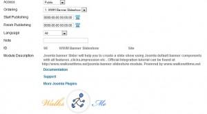 HTML tags inside  module or plugin description in joomla