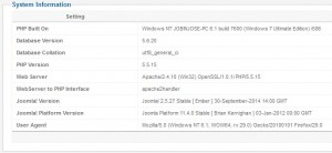 Joomla Upgrade 2.5.x to 3.3.x