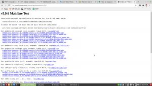 Linux Kernel manul Upgrade